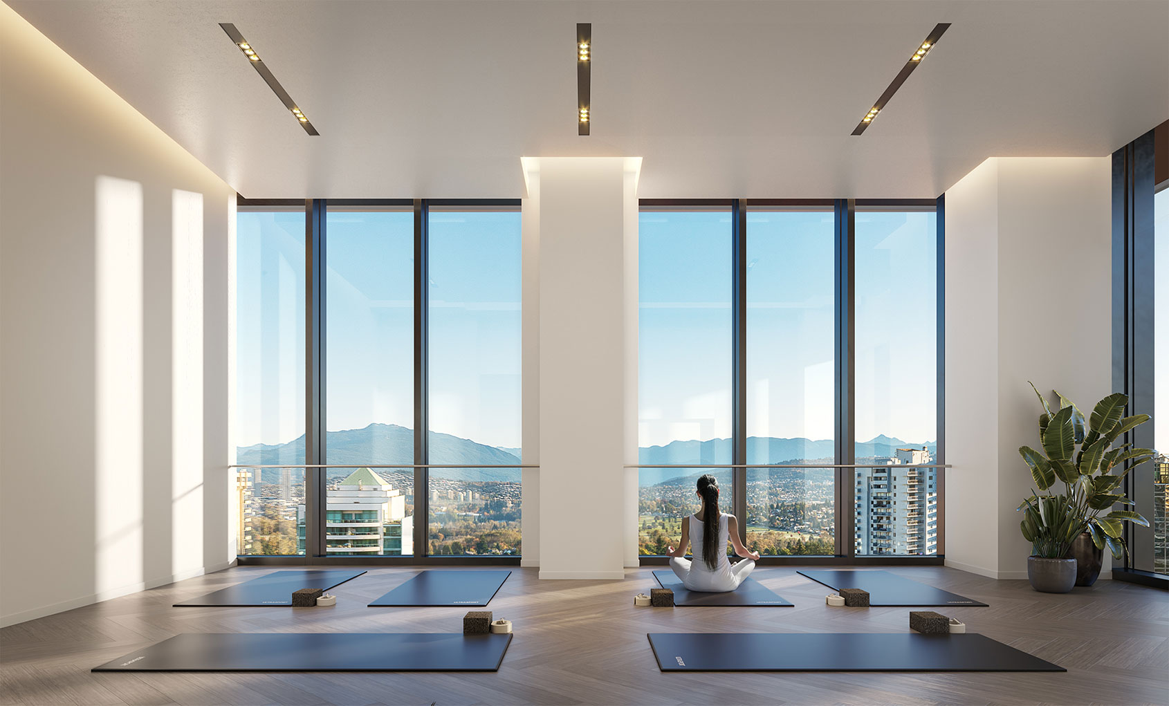 Central Park House, Wellness Studio